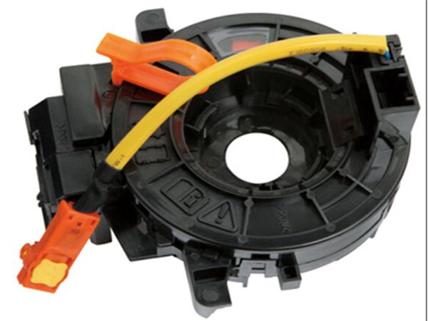 气囊延时继电器接线图